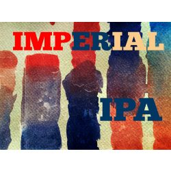 IMPERIAL IPA Receptcsomag (Citra Double American India Pale Ale)