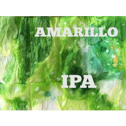 Amarillo IPA Receptcsomag