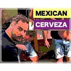 Mexikói Cerveza kukoricás sör receptcsomag
