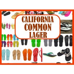 Flip-flop Californian COMMON LAGER receptcsomag
