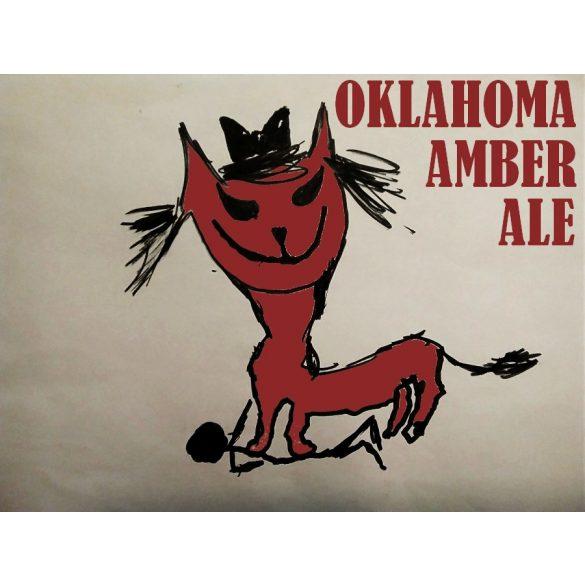 Oklahoma AMBER ALE receptcsomag