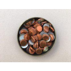 Korona, bronz színű
