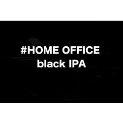#HOME OFFICE Black IPA receptcsomag